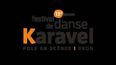 logo festival de danse de karavel Bron Auvergne Rhône Alpes